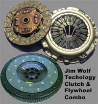 JWT HD Clutch & Flywheel Combo Infiniti G35 2007-Present