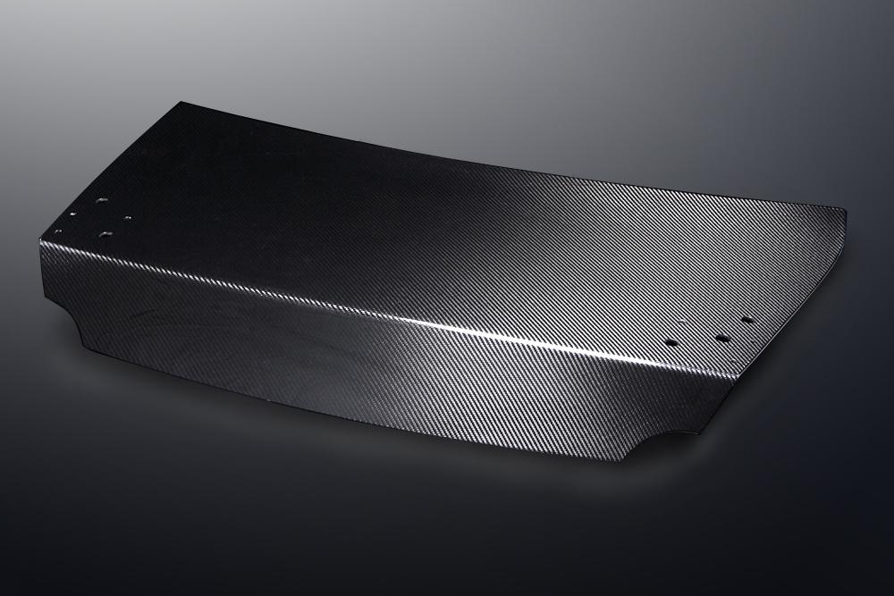 Mines Carbon Fiber Trunk Type I Nissan GT-R 2009-15