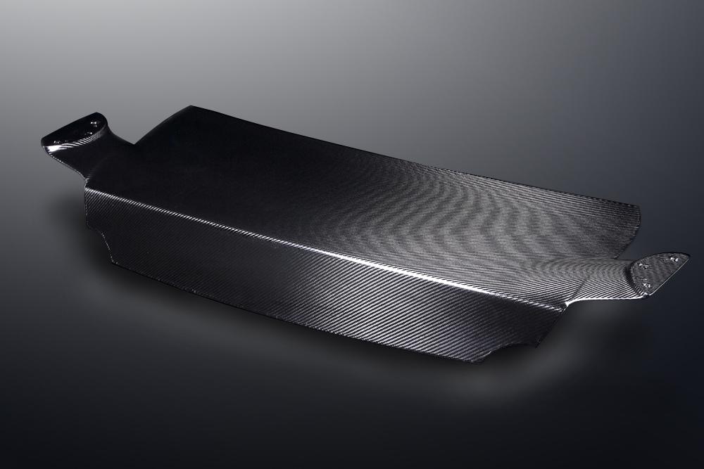 Mines Carbon Fiber Trunk Type II Nissan GT-R 2009-11