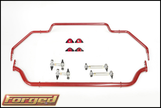 Forged Performance Sway Bar Kit Nissan GT-R 2009-2014