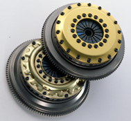 OS Giken Twin Disc Clutch with Softer Diaphragm BMW M3 E46