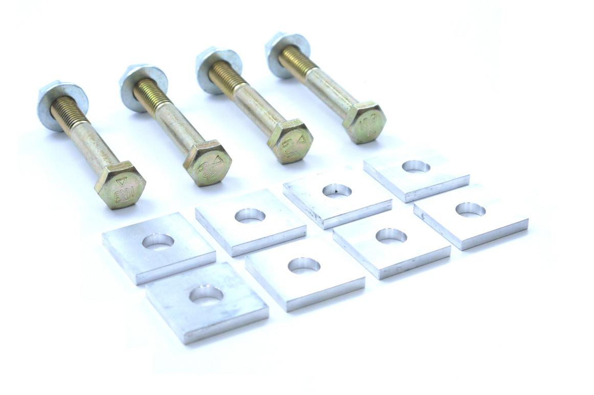 SPL Eccentric Lockout Kit Infiniti G37 2008-11
