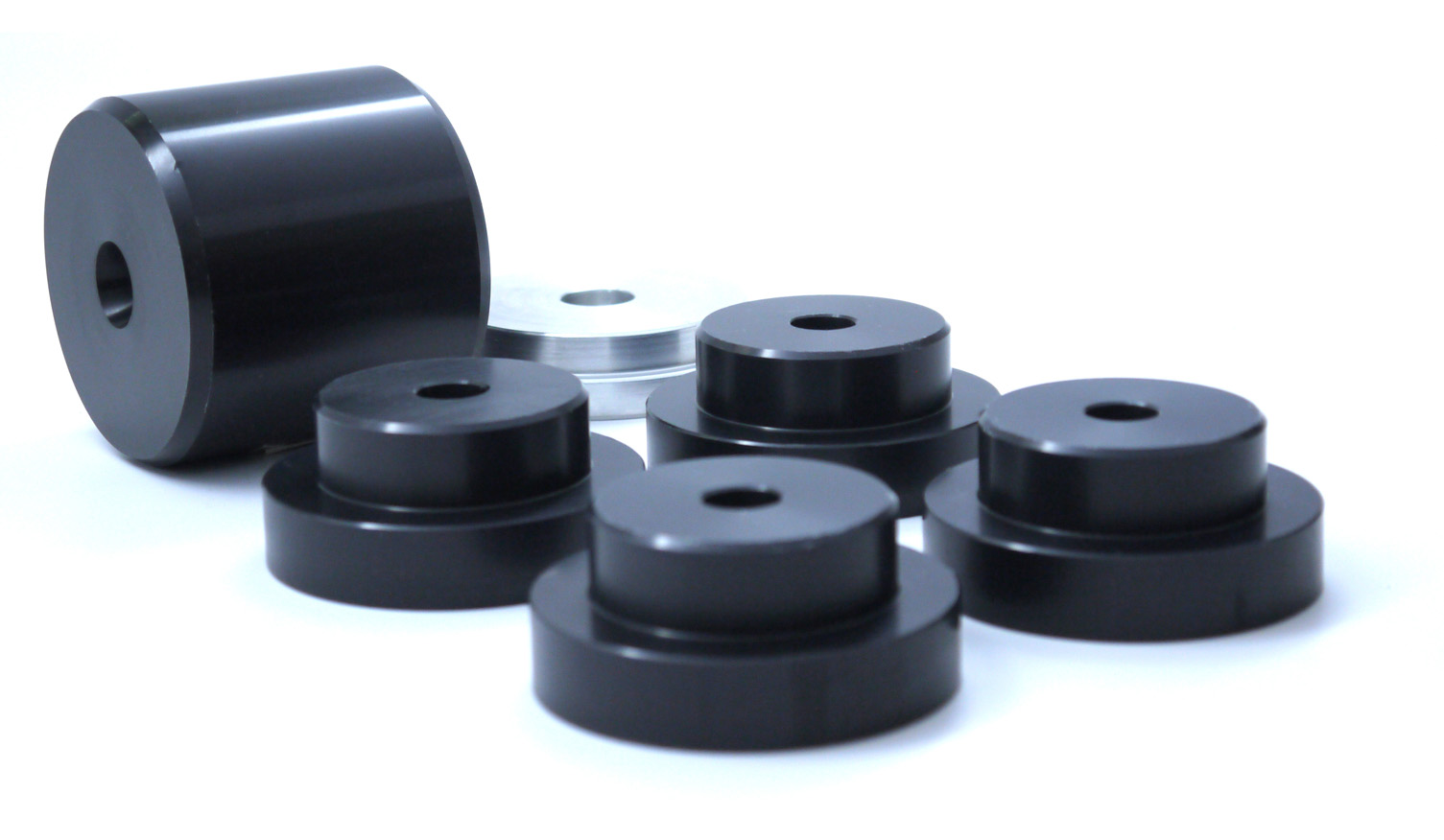 SPL SOLID Differential Mounting Bushings Nissan 350Z 2003-08