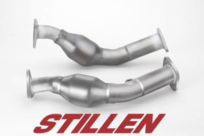 Stillen High Flow Catalytic Converters Infiniti G35 2007-2008