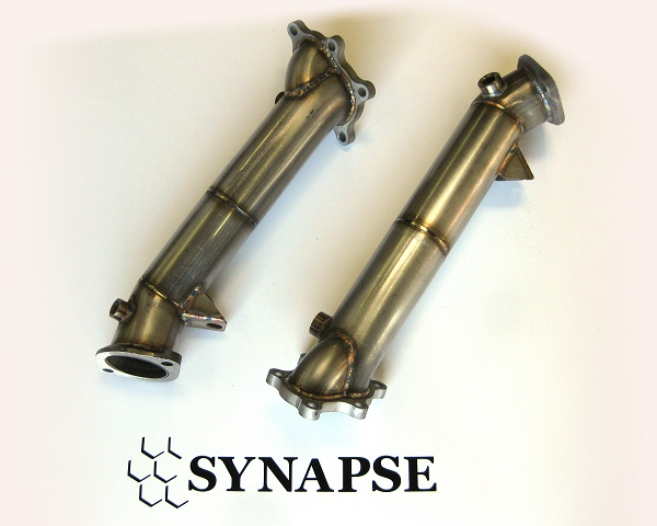 Synapse Engineering Resonated Downpipes Nissan GT-R 2009-17