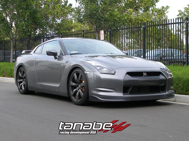 Tanabe GF210 Lowering Springs GT-R 2009-17