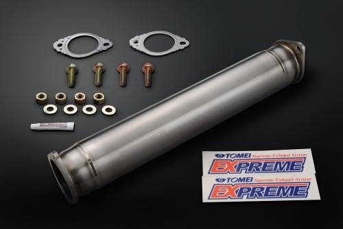 Tomei Expreme Titanium Test Pipe Mitsubishi Evolution VIII & IX