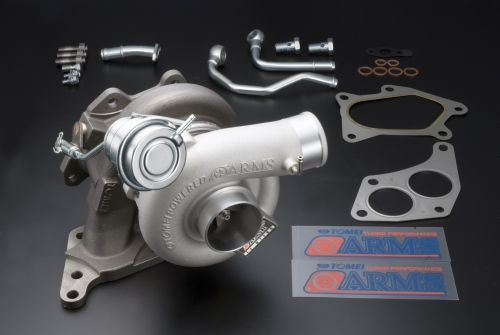 Tomei Twin Scroll M7760 Arms Turbo Kit Subaru WRX 2002-14 & STi 2004-15