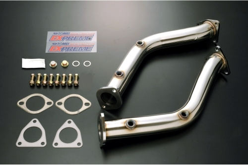 Tomei Expreme Test Pipes Infiniti G35 2003-06