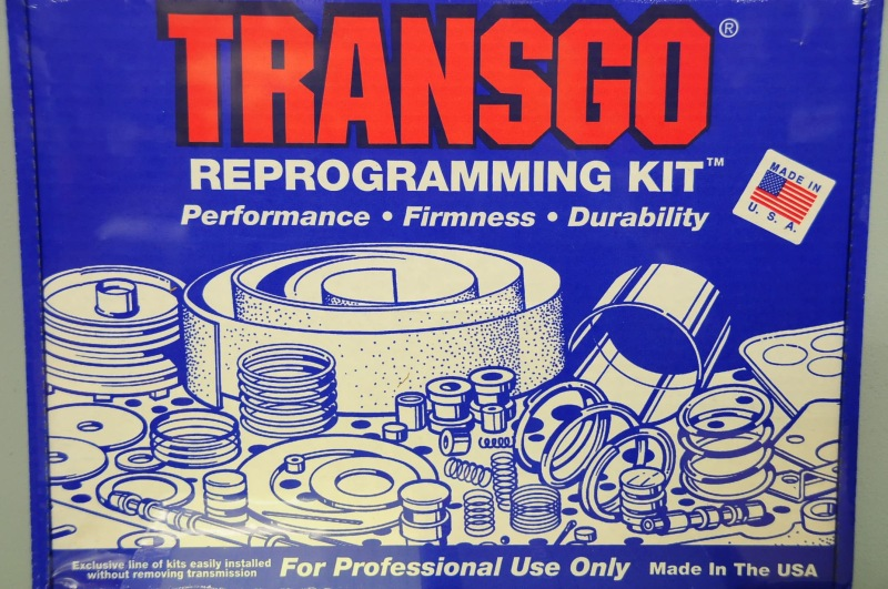 TransGo Valve Body Upgrade Kit G35 2003-08