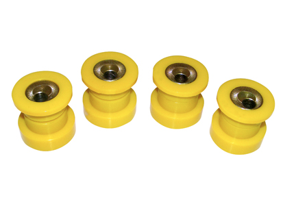 Whiteline Front Upper Control Arm Bushings - Inner Position - Nissan GT-R 2009-17