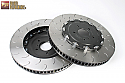AP Racing J Hook Front Rotors with Hats Nissan GT-R 2012-17