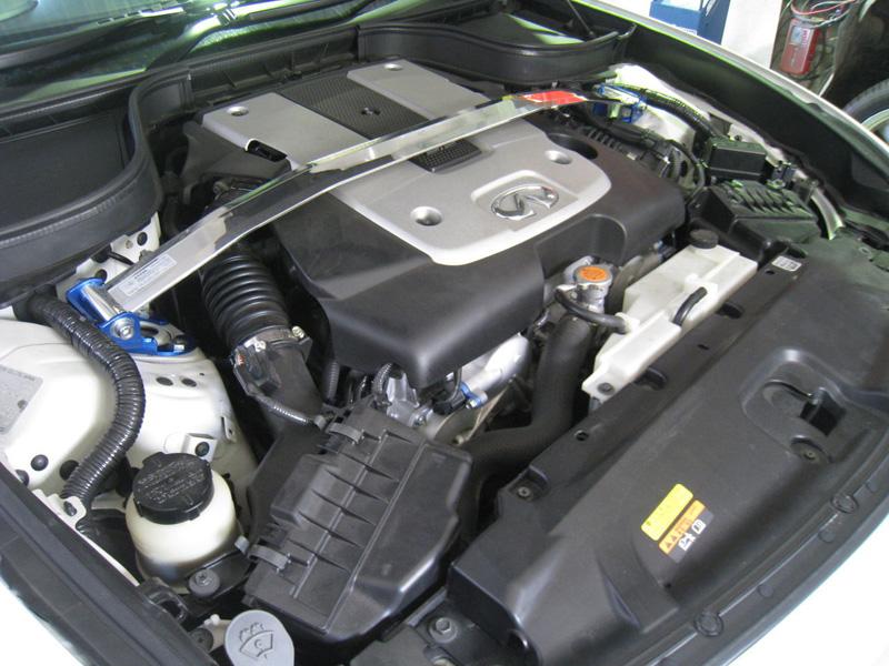 Cusco Strut Brace Nissan 350Z / Infiniti G37