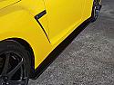 JUN Carbon Fiber Side Diffusers Nissan GT-R 2009-16