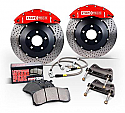 StopTech Rear 14in. 6 Piston Big Brake Kit Mitsubishi Evolution X 2008-14