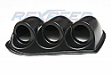 Rexpeed Triple Dash Gauge Pod Subaru BRZ / Scion FR-S 2013-15