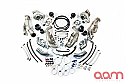 AAM Competition GT1200-R / GT1400-R / GT1600-R GT-R Turbocharger Upgrade 2009-17
