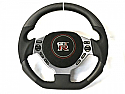DCT MotorSports Matte Carbon Steering Wheel Nissan GT-R 2009-16