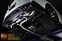 Amuse R1 Titan RS Silent Exhaust System Nissan GT-R 2009-17