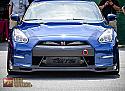 N-Tune Front Splitter w/ Brake Duct (CF): 2009-2016 Nissan R35 GTR