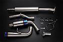 Tomei Expreme Titanium Muffler Type-60S Subaru BRZ / Scion FR-S 2013-16
