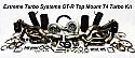 ETS Nissan R35 GTR Top Mount T4 Turbo Kit