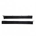 Seibon Carbon fiber door sills for 2009-2010 Nissan GTR