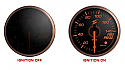 STRi DSD 52mm Fuel Pressure Gauge