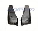 Rexpeed Carbon Rear Bumper Extensions Subaru BRZ / Scion FR-S 2013-15