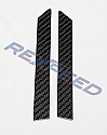 Rexpeed Carbon A Pillar Trim Subaru BRZ / Scion FR-S 2013-15