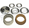 Dodson Sportsmans 5 Plate Clutch Kit Up to 600 FT/LBS Mitsubishi Evolution X 2008-14