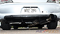 Rexpeed USDM Carbon Diffuser Mitsubishi Evolution VIII & IX 2003-07