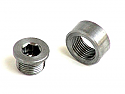 Innovate Motorsports Stainless Steel 1/2in Oxygen Sensor Bung w/ Plug