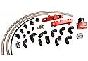 Aeromotive Fuel Rail System Subaru STi 2004-06