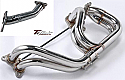 TiTek Equal Length Header & Up Pipe Subaru WRX & STi 2002-14