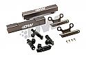DeatschWerks Top Feed Fuel Rail Upgrade Kit w/ 1200cc Injectors Subaru WRX 2002-14 & STi 2007-15