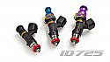 Injector Dynamics 725cc Injectors -For T1 Rails- Nissan GT-R 2009-17