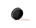 SMY ClusterMaker Blank Gauge Insert Black 52mm