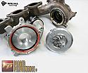 Willall Racing WR35TT Turbocharger Upgrade Nissan GT-R 2009-17