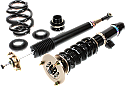 BC Racing BR Coilovers w/ Rear Camber Plates Subaru STi 2005-07