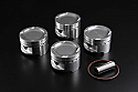 Tomei Forged Pistons Kit (85.5mm) Mitsubishi Evolution VIII & IX