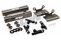 DeatschWerks Top Feed Fuel Rail Upgrade Kit w/ 750cc Injectors Subaru WRX 2002-14 & STi 2007-15