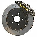 AP Racing 4-Piston Rear Slotted RT Big Brake Kit Subaru BRZ / Scion FR-S 2013-15