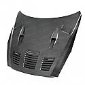 Seibon GTII- Style Carbon Fiber Hood for 2009-2016 Nissan GTR