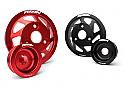 Perrin Lightweight Accessory Pulley Kit Subaru BRZ / Scion FR-S 2013-15