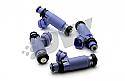 Deatschwerks 565cc Injectors Subaru WRX 2002-12