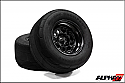 "AMS Alpha 15"" Drag Wheel & Radial Package Nissan GT-R 2009-17"