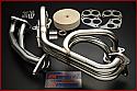 Tomei Expreme Exhaust Manifold Equal Length Subaru STi 2004-07