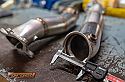 ETS 90MM Catless Downpipes - Nissan GT-R 2009+