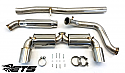 ETS Exhaust Ford Focus RS 2016 - 2017